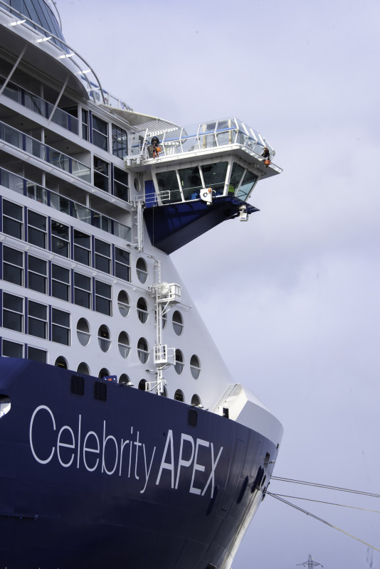 When the much-anticipated Celebrity Apex is christened on March 30, 2020, Celebrity Cruises will do more than continue the lineage of its groundbreaking Edge Series that began with the 2018 launch of Celebrity Edge. Celebrity Apex takes modern cruising to yet another whole new level, with the very latest culinary, spa and wellness trends, and progressive entertainment offerings.