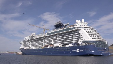Milestone Moments for Celebrity Cruises' Edge Series: Celebrity Edge Delivery and Celebrity Apex Keel Laying
