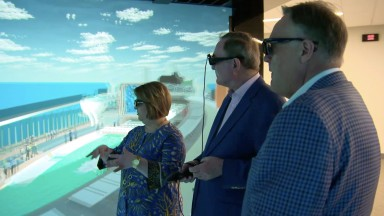 Celebrity Cruises Takes Ship Design to the Edge: Celebrity Edge Designed Completely in 3-D