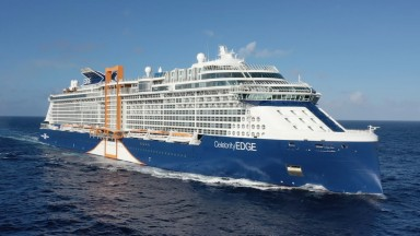 The Most Anticipated Ship of the Year is Finally Here: Celebrity Edge Arrives at Port Everglades Terminal 25