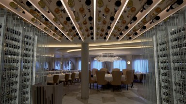 Celebrity Edge Main Dining Room B-Roll