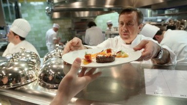 Chef Daniel Boulud Partnership EPK