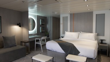 Celebrity Summit Accommodations B-Roll