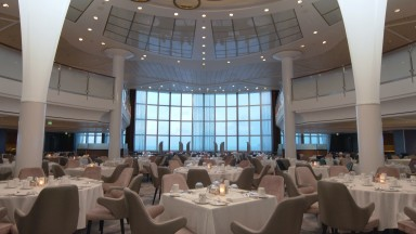 Celebrity Summit Dining B-Roll