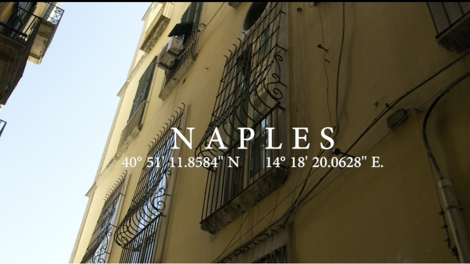 Edge of Europe Tour Naples